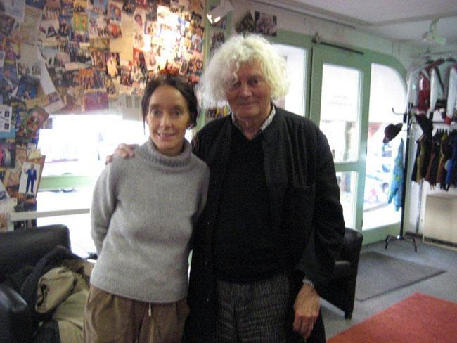 Victoria Chaplin & Jean-Baptiste Thierree